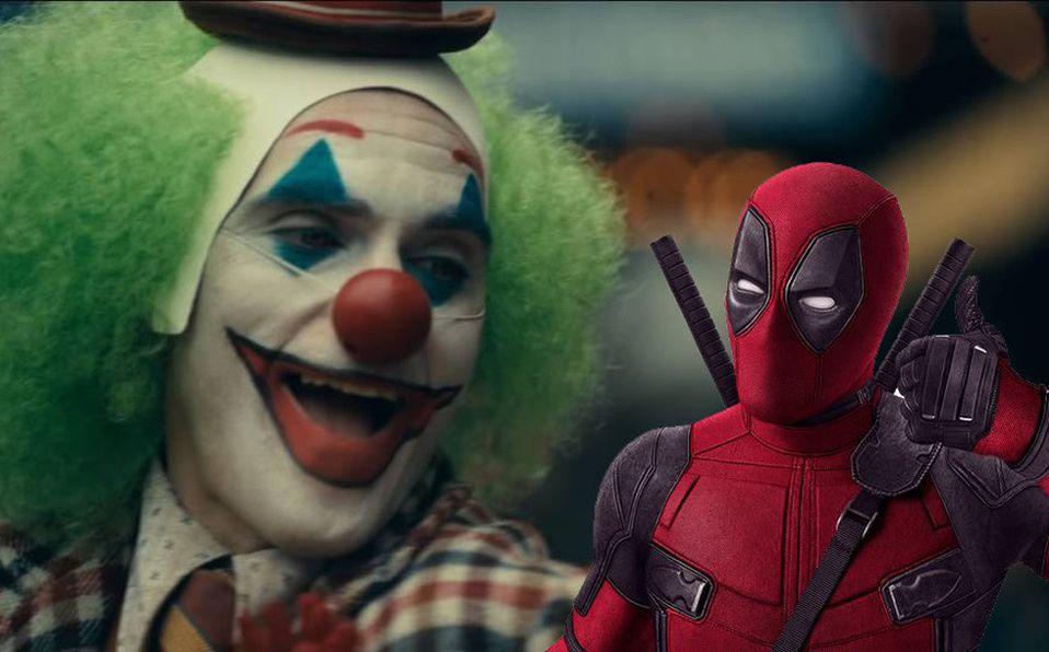 """Joker"" superó a ""Deadpool"" en taquilla para adultos."